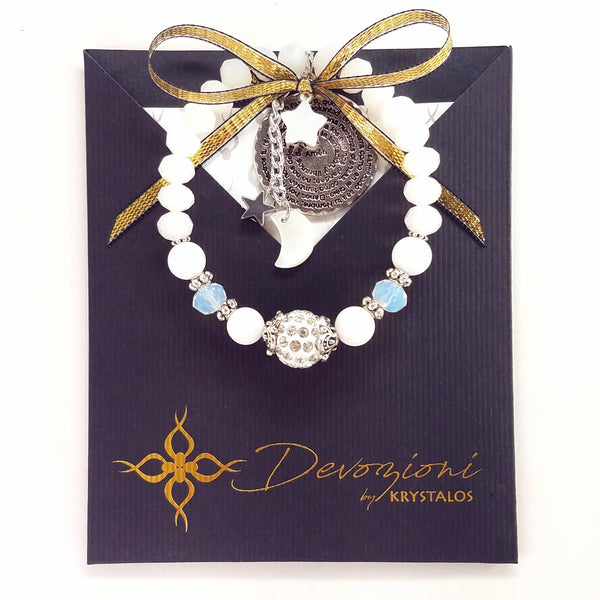Our Father Nighttime Prayer - DEVOZIONI Bracelet