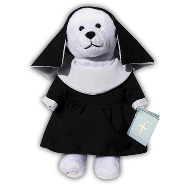 Nun (Pray for Vocations) - HolyBears Plush