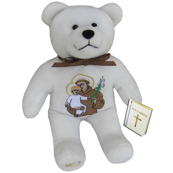 Saint Anthony of Padua - HolyBears Plush