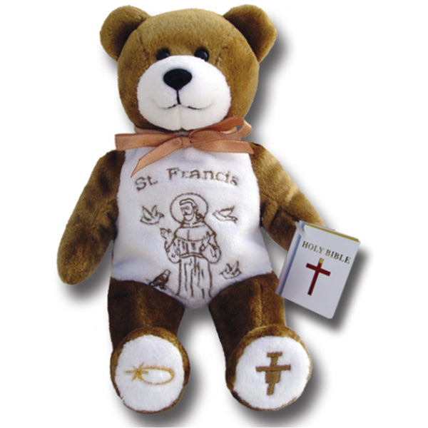 Saint Francis of Assisi - HolyBears Plush