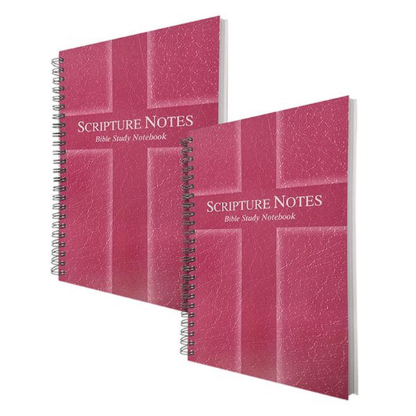 Specialized Bible Study Notebook