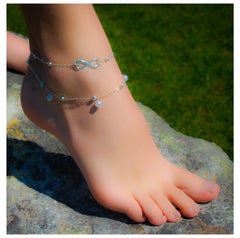 The Forever Free Anklet
