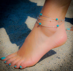 The Drops Of Jupiter Anklet