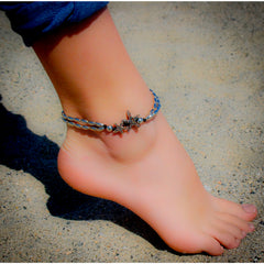 The Starstruck Anklet