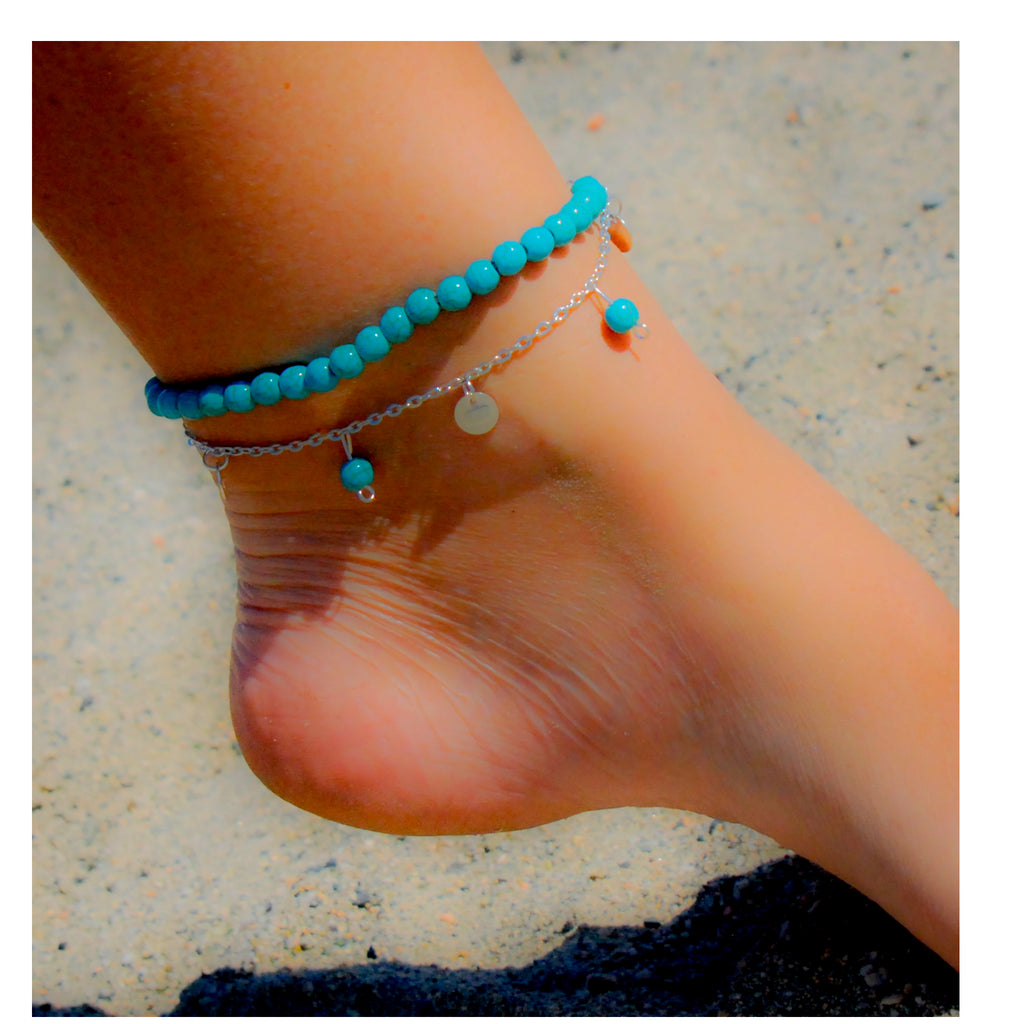 The Summer Nights Anklet