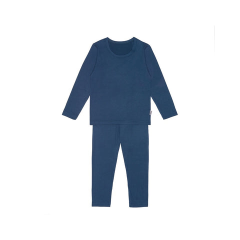 Blue Thermal Innerwear