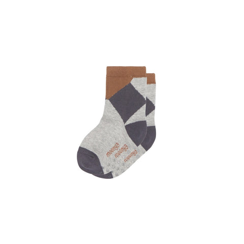 Camel Mini Crew Socks