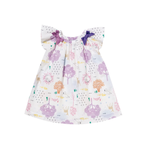 Milk Forest Sleeveless Dress