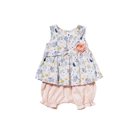 Toddler Nature Sleeveless Playwear