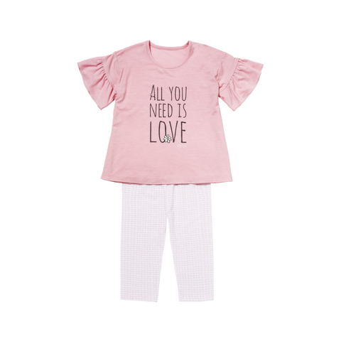 Inspiration Pink Short Playwear