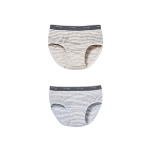 Stripe Briefs 2 Pack