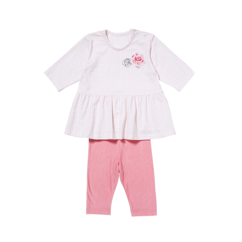 Toddler Rose Short Playwear