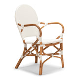 Eiffel Bistro Chair White Decor (PRE ORDER)