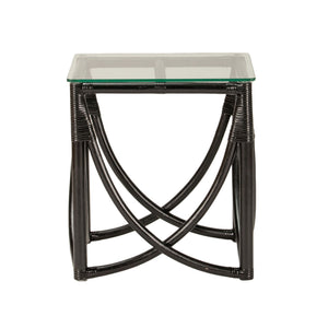Bel Air Side Table Black