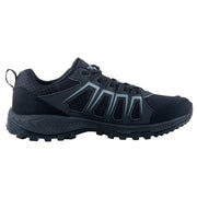 riemot Women's Hiking Shoes, Black, Lightweight Trail Running Shoes, Athletic Outdoor Trainers