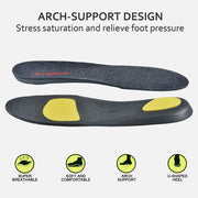 riemot merino wool orthotic Insoles for Men Women and Kids Warm Fleece and Comfortable Shoe Insoles