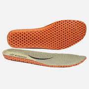 Knixmax Sports Insoles Beige Arch Support Full Length Orthotic Inserts for Men Women
