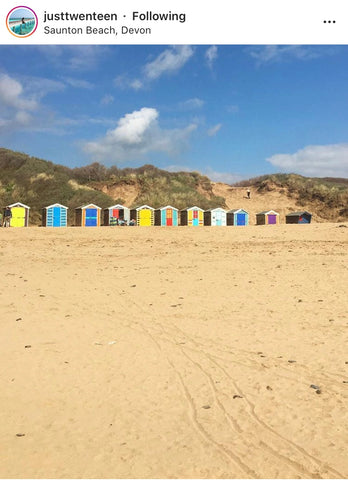 Opari Lifestyle Blog - Top UK Beach Huts dog friendly guide travel