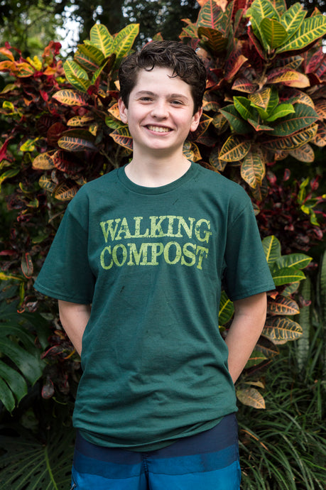 Walking Compost T-shirt