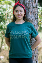 Load image into Gallery viewer, Walking Compost T-shirt