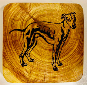 Coasters - Whippet 4pk - PREORDER