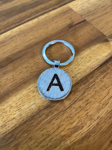 Single Letter Brand - Keyring