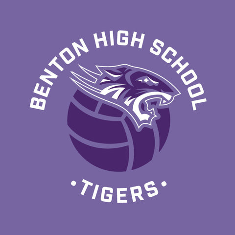 Benton High Volleyball