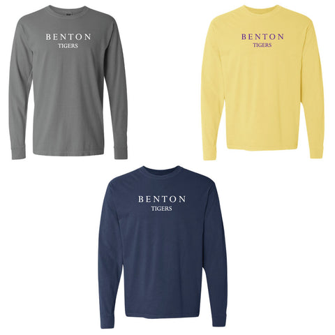 BHS - Long Sleeve Comfort Colors Tee