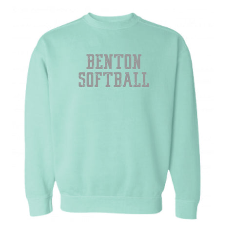 BHS - Softball Crewneck Sweatshirt