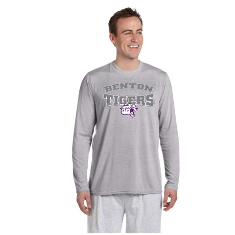 Benton Middle School - Long Sleeve T-Shirt