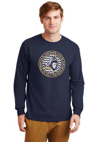 PCA - Adult Long Sleeve Knight