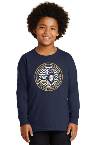 PCA - Youth Long Sleeve Knight