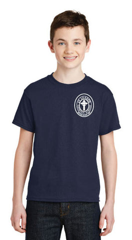 St. Joseph Catholic School - Sketch Design T-Shirt