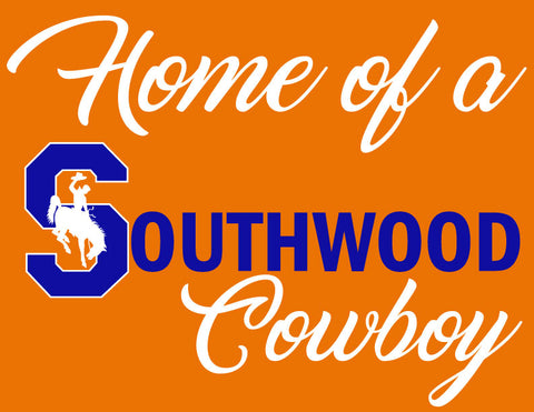 Southwood High - Yard Sign