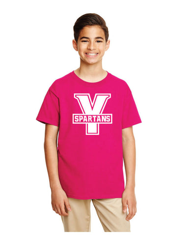 "Youree Drive Middle School - ""Y"" Design T-Shirt"