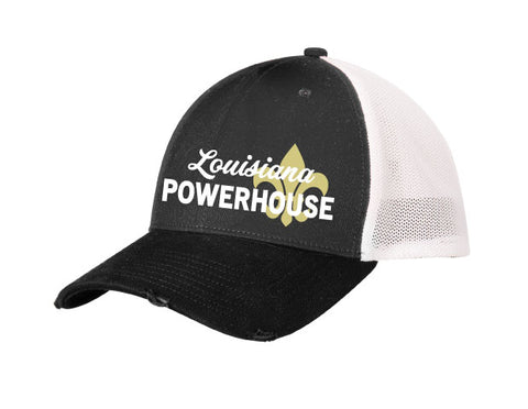 Powerhouse - New Era Meshback Cap