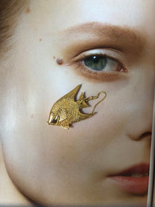 Angel Fish Earring