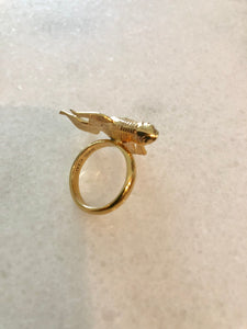 Goldfish Ring