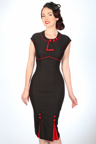 30's Bombshell Dress,stopstaring.