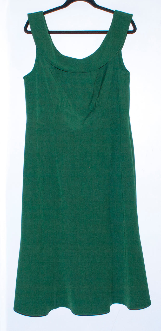ITEM 3457 GREEN Size16