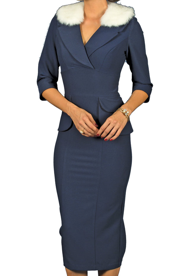 Benoit Fitted Dress