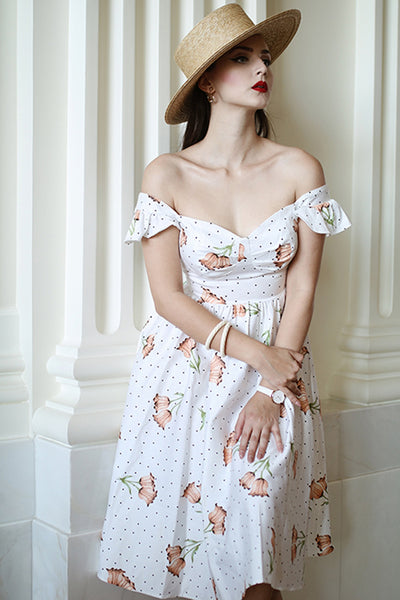 Ellad Tulip Swing Dress