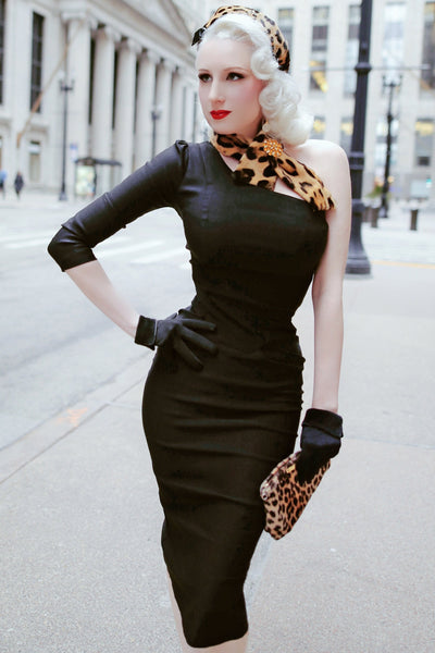Frenchy Fitted Dress,stopstaring.