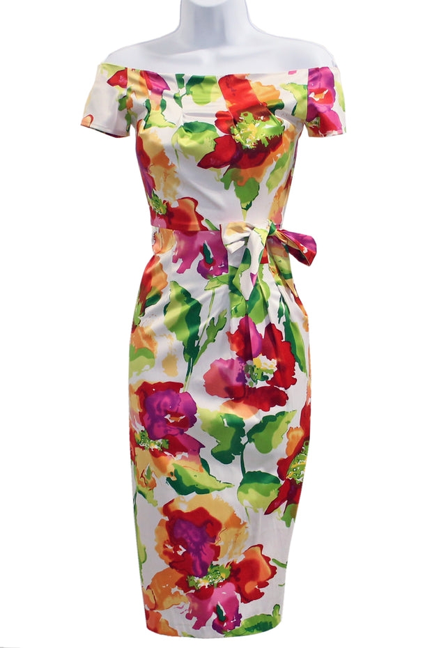 ITEM 4003 Summer Floral Size XSmall