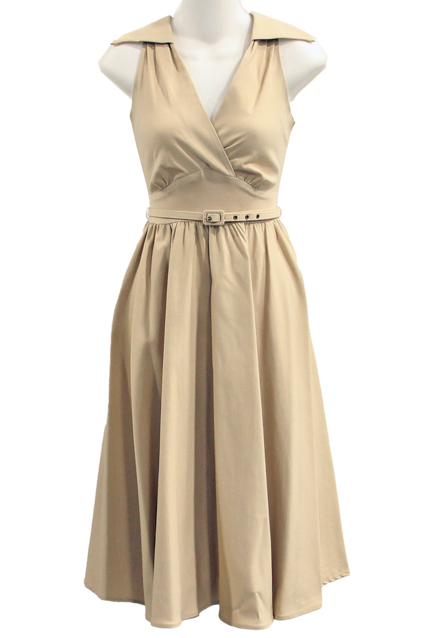 ITEM 4059 Beige Size Small