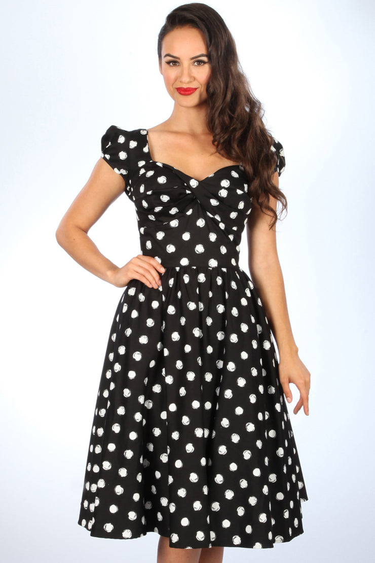 Jitterbug Swing Dress