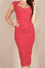 Love Polka Dot Dress