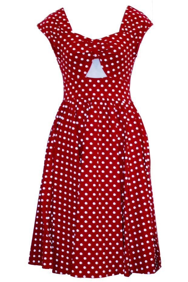 Summer Sweet Swing Dress