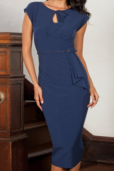 Timeless Fitted Dress,stopstaring.