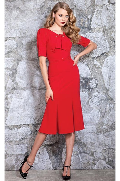 Rouge Plus Size Red